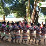 Gadhava group dance at gadhava village, koraput