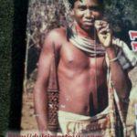 Dongaria tribal man at kurli village, Rayagada, odisha