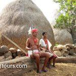 Lanjia saura tribe, Rigingtal, odisha