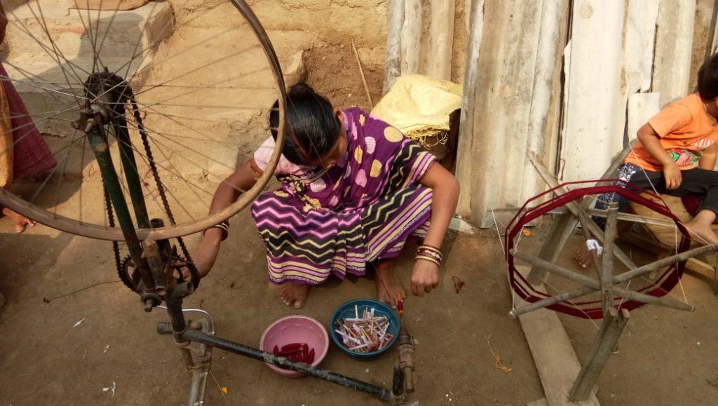 Textile Tour Of Orissa