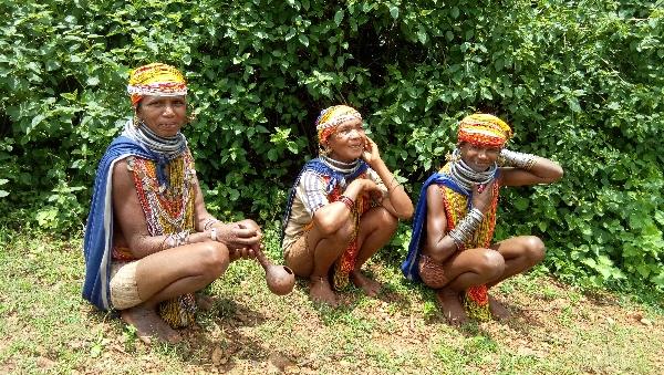 Ethnic village tour in Odisha